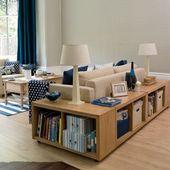 Stauraum Ideen im Wohnzimmer – 30 pfiffige Einrichtungen