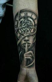 Angesagte Tattoos für Männer – 18 coole Arm Tattoo Trends aus Pintrest – Tattoos