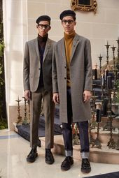 Die Kooples Herbst 2017 Menswear Fashion Show – His Style