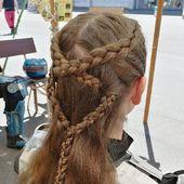 Zöpfe Frisuren für eine Ultimative Prinzessin Aussehen