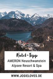 Ein Kurztrip Nach Hohenschwangau Im Ostallgau Josie Loves Kurztrip Urlaub In Deutschland Neuschwanstein