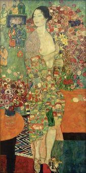 Poster, Leinwandbild »Menschen Frau Malerei Rot«