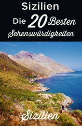 Sizilien Sehenswürdigkeiten: Top 20