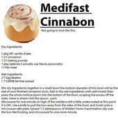 Medifast Cinnabon