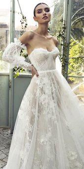 24 toppklänningar för brud | Brudklänning Guide