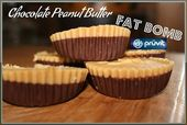 Wenn Sie einer ketogenen Diät folgen, sind fette Bomben erstaunliche Imbisse! Schokoladen …