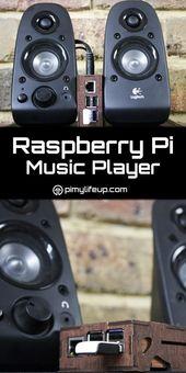 An Amazing DIY Raspberry Pi Music Player – #Amazin…