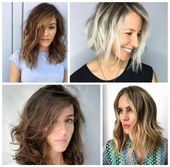 2018 best hairstyles for long faces – hairstyles hair more