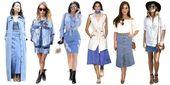 25 Fresh Takes on the Classic Denim Skirt