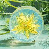 Handwerk: Handwerks-Tipp: Blumenseife – [GEO]   – xmas – #Blumenseife #GEO #Hand… – Wundervoll Spielzeug ❤