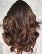 Illuminated brunette.