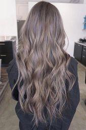 Die besten Ideen für Haarfarben für Brünette: Mushroom Brown Hair #brownhair