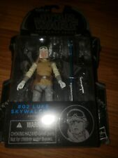 Hasbro Star Wars The Black Series Luke Skywalker 3.75 Figure #02