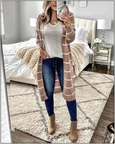 35 Lovely Fall Outfits for Women This Season ~ Fashion & Design