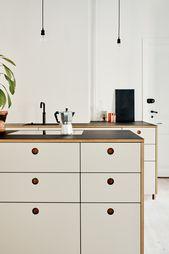 Inspiration: Lykkesholms Allé in Frederiksberg, Kopenhagen   – __Appartment_Küche