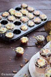 Schoko Cheesecake Muffins – #cheesecake #Muffins #Schoko