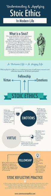 Diese Kurzanleitung bietet einen Überblick über alte stoische Weisheiten und ei … – Weisheiten