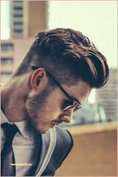 Men's hairstyle 2019