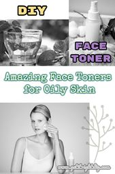 Simple DIY Natural Face Toners That Give Powerful Results