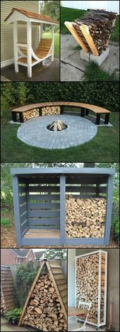 Firewood Storage Ideas theownerbuilderne… Do you have a wood burning firepla…