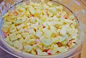 Ensalada veraniega de queso   – Gerichte