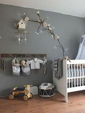 45 Eye-catching Ideas – Completely Designing Baby Rooms – Archzine.net