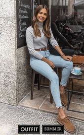 Frauenkleidung – 150 Outfits zum Shoppen 2/057 #Fall #Outfits – https://romperswomen.tk