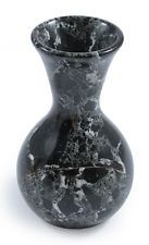 12cm Flower Vase Genuine Black Marble Elegant Home Decor New Elegant Home Decor Vase Elegant Homes