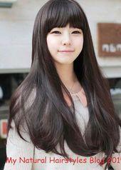 The 25  Best Korean Hairstyles Women Ideas On Pint #girl #hairstyles #Ideas #Kor... #girl