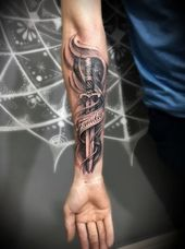 Beste Tattoo Ärmel Schädel Männer Tinte Ideen – Tattoo – #Ideen #Tinte #Männer #Skull #Sleeve #Tattoo