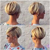 Are you ready for a fantastic, fresh hair gallery of beautiful …  – Mein kurzer Bob