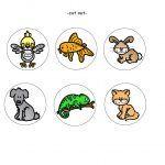 نشاط مطابقة الحيوان ومسكنه لتعليم الأطفال أسماء بيوت الحيوانات المعلمة أسماء 1st Grade Worksheets Animals Home Activities
