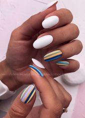 Nägel der Superlative, beste Beispiele 1724626565 zum Ausprobieren. Finden Sie die wahre Inspiration heraus …   – Stunning Nails A Must See