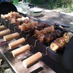 Diy Yakitori Grill Diy Grill Dutch Oven Cooking Grilling