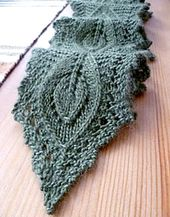 Connecticut Scarf – Free Pattern