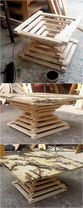 30 Diy Furniture Ideas With Shipping Pallets Pallet Furniture DIY Furniture idea…   – Achim