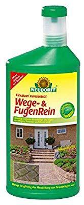 Neudorf Wege Und Fugenrein Um669322 Grun 1l Amazon De Garten Kontaktlinsen Unkrautvernichter Unkraut