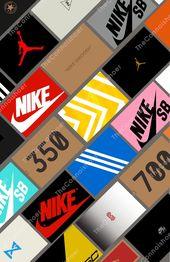 Sneaker Box Wall Art Poster – Wallpapers