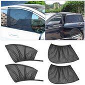 Slip On Window Shades Car Uv Protection