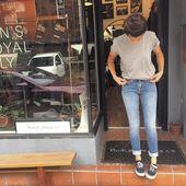 Bio-Jeans sind teuer? Nicht teurer als Markenjeans. Diese Modelle von Armedangel…