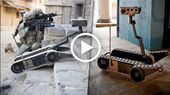 Strangest military robots in the world ! You're not going to believe what can do !
