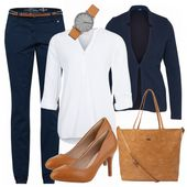 Meeting Outfit – Business Outfits at FrauenOutfits.de