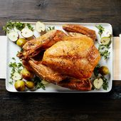 How to Roast a Turkey the Easiest Way