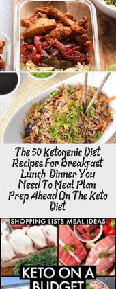 This keto diet for beginners meal plan has more than week 1 covered-you get 50 e…