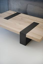 Coffee table ideas overlooking this unique and modern co … #bet