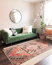 Cirrus Grass Green Sofa