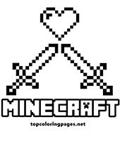Minecraft Coloring Pages Pictures Topcoloringpages Net Minecraft Coloring Pages Coloring Pages Minecraft Logo
