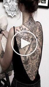 Tatuaz Czarno Bialy Kwiat White Flower Tattoos Black And White Flower Tattoo Flower Tattoos