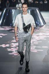 Dior Men Modenschau vor dem Herbst 2019 – Men's fashion