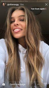 cheveux bruns, 72 idées de couleur de cheveux les plus branchées pour brune en 2019 – #brunette brun …   – Makeup İdeas For Wedding